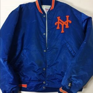 Mets starter jacket. Used condition